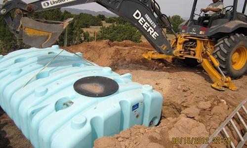 installing-cistern