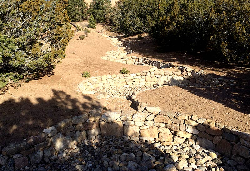 Hardscaping Amp Stonework The Raincatcher Santa Fe Nm