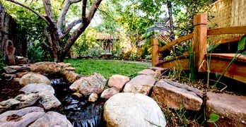 How can permaculture landscape design help my property?