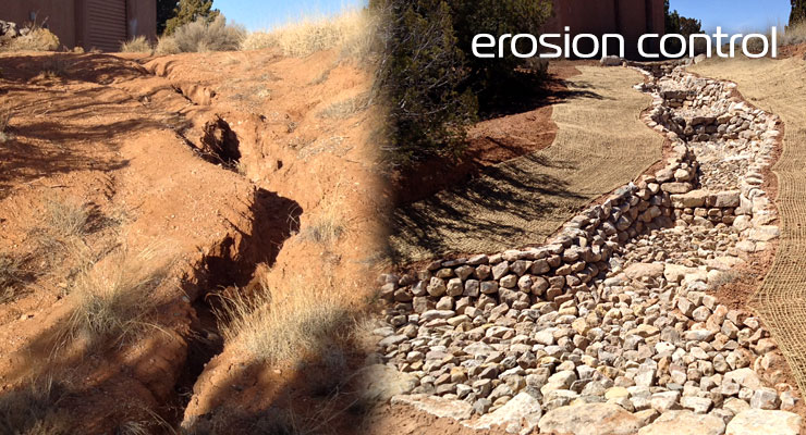 Solutions for Destructive Erosion