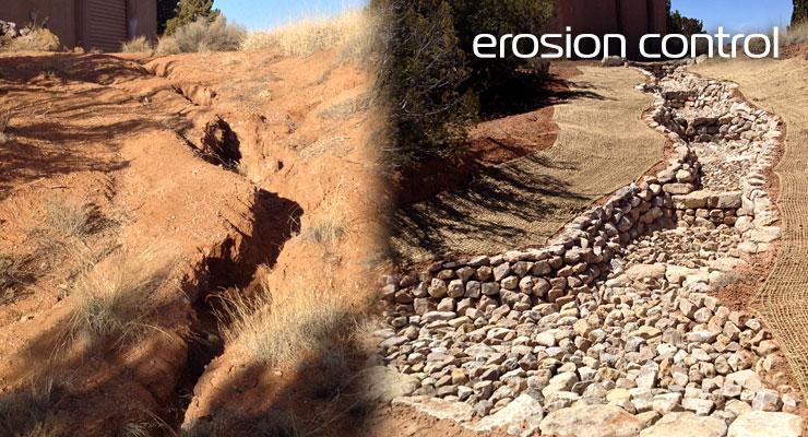Solutions for Destructive Erosion