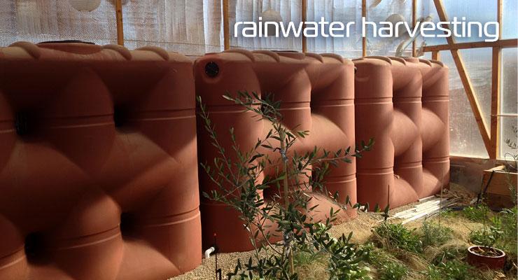 Capture Your Rainwater