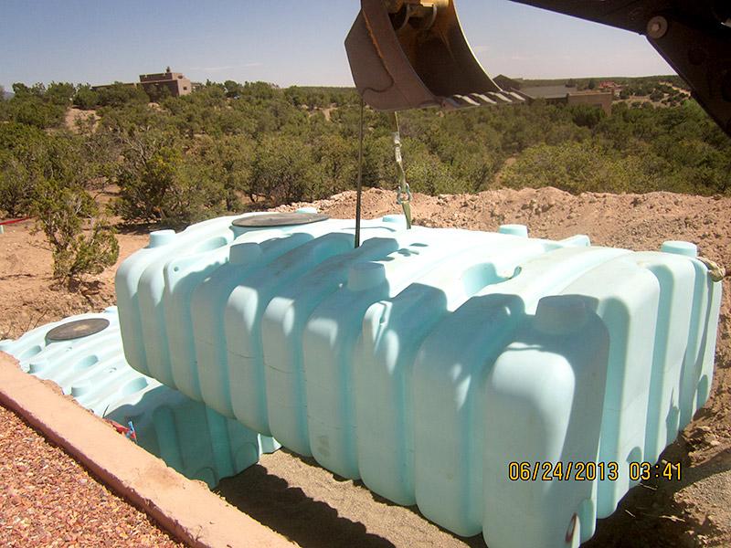 Large-Cistern